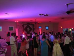 alto pass dj wedding dancing
